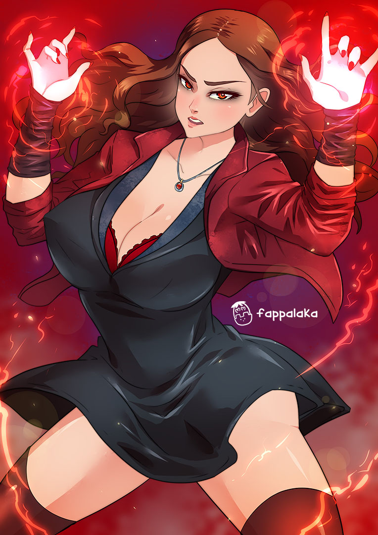 Witch hot scarlet Review and