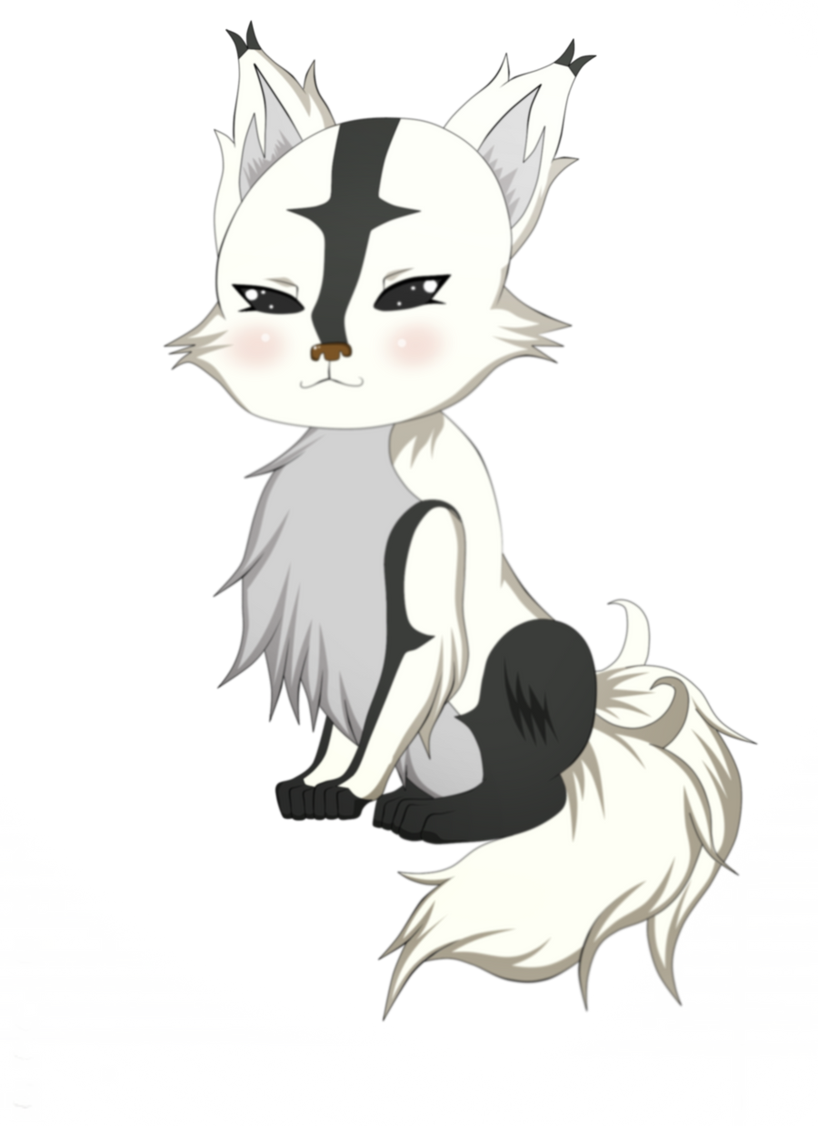 Riri, Seisha's PolarBearFox ~!! by Nakami-Sama