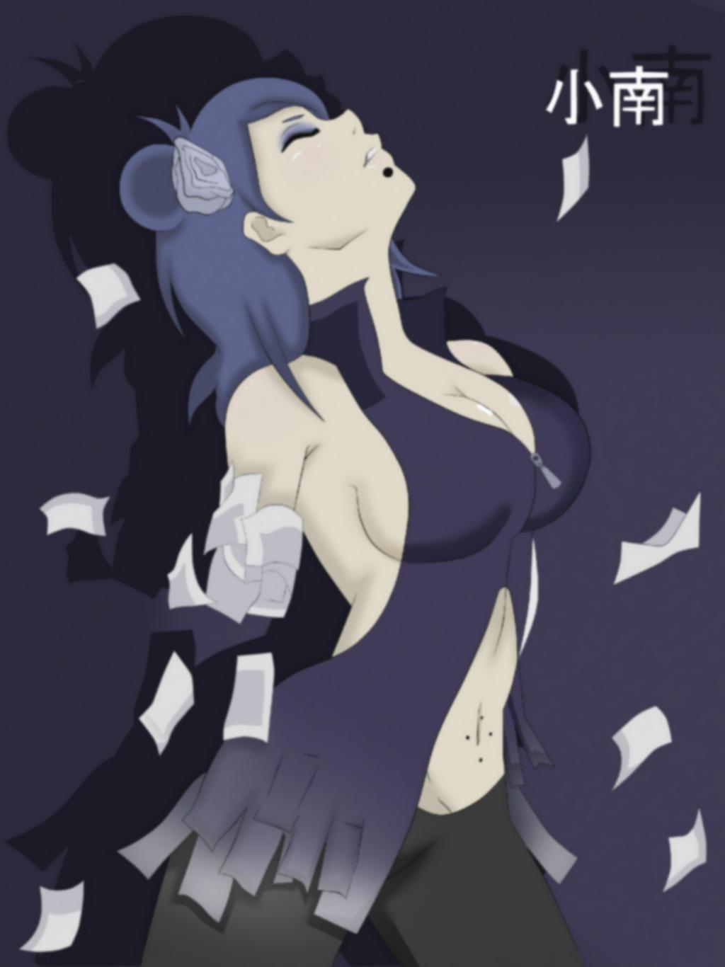 Akatsuki no angel. by Nakami-Sama