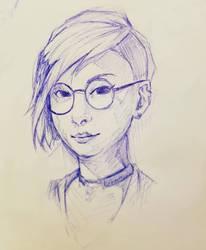 Subway Portrait 2