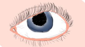 nother random eye! by miyumicat