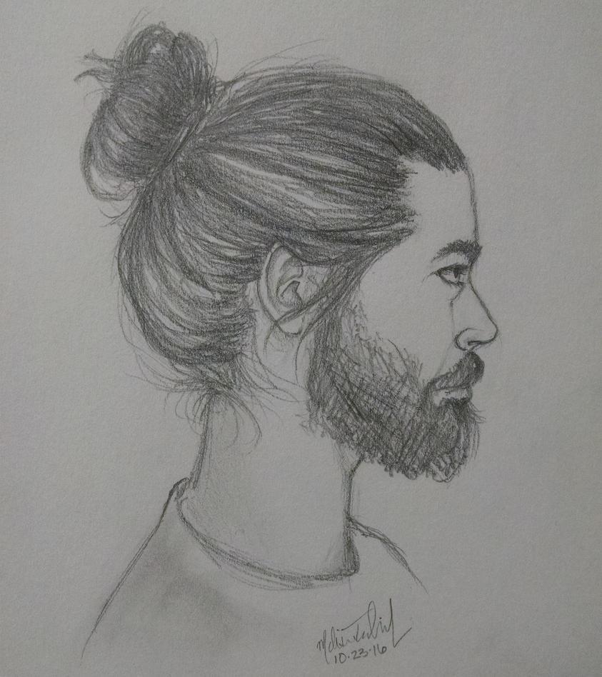 Beard by miyumicat