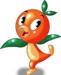 Florida Orange Bird
