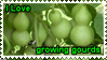 I Love Growing Gourds Stamp by Leeanix