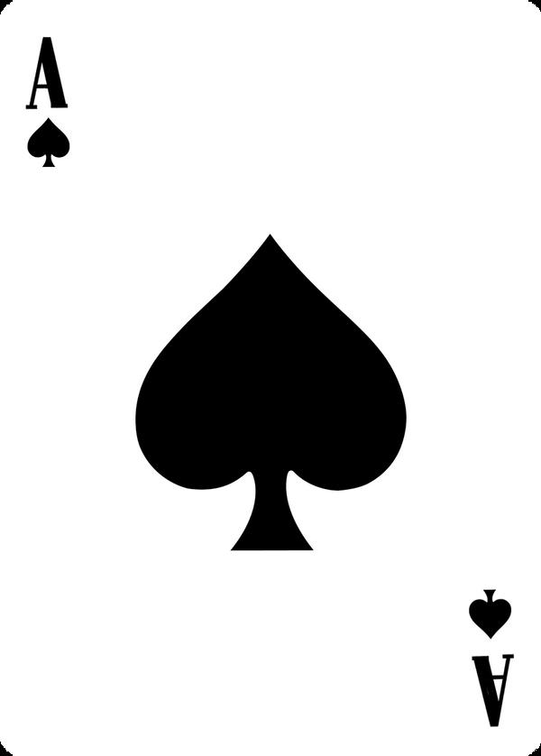 Ace Of Spades Destiny Craft Template Diy