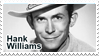 Hank Williams Stamp by Leeanix