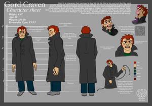 Gord Character Sheet