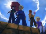The Watchmen by TheLadyShenanigan