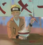 Naruto ichiraku by TheLadyShenanigan