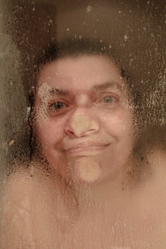 shower time by bisforbernardo
