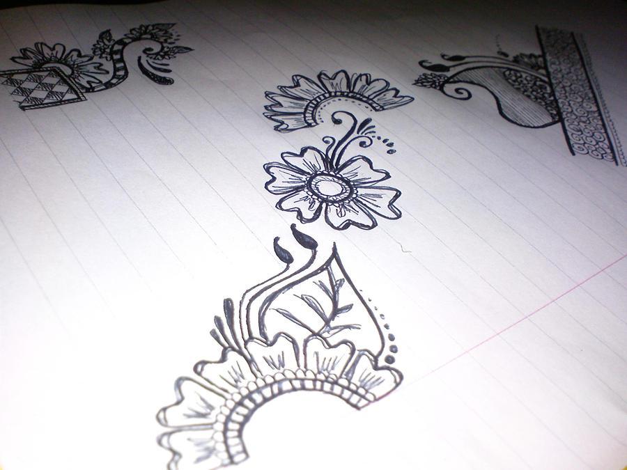 random henna doodle by BeautifulLoneliness on DeviantArt