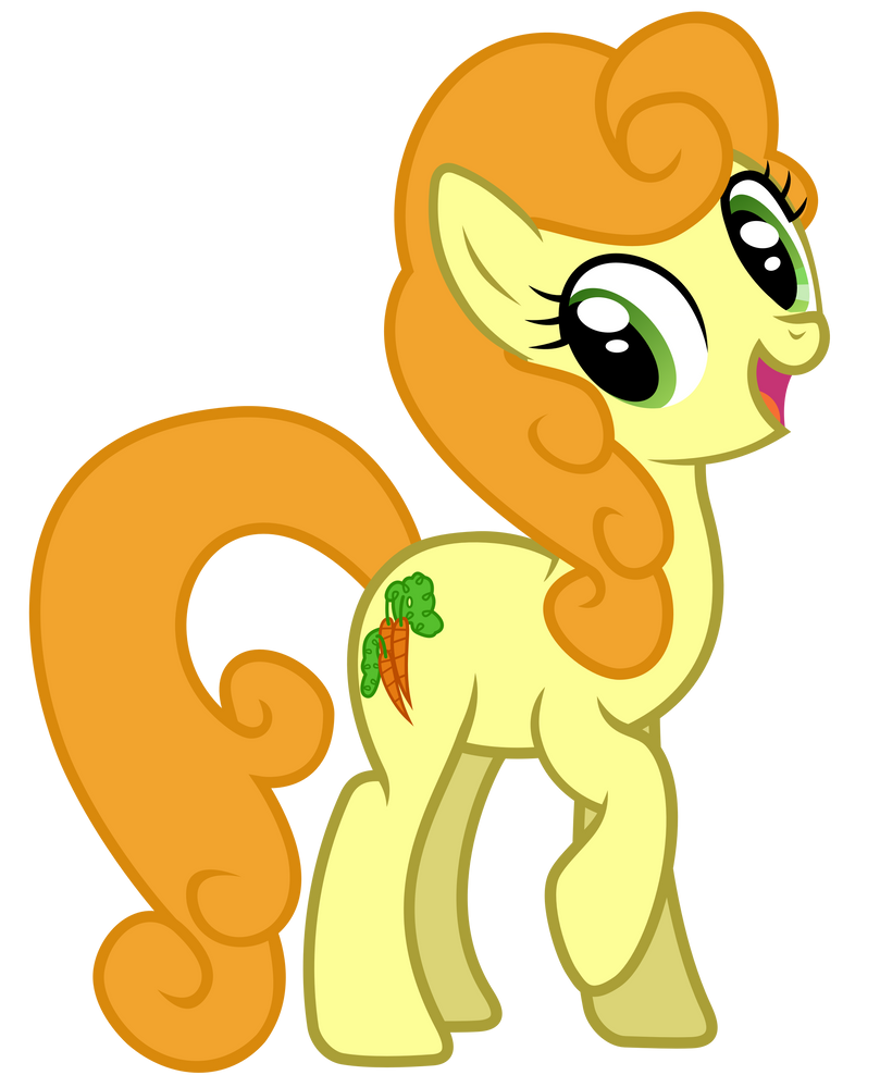 Carrot Top, Look at how fantastic my tail is by DrFatalChunk