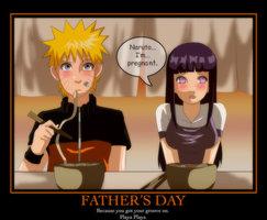 Happy Father  s day by Nishi06 by DagmaraAnime