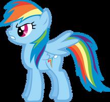 Angry Rainbow by RainbowCrab