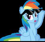 Surprised Rainbow
