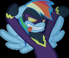 Shadowbolt Dash by RainbowCrab