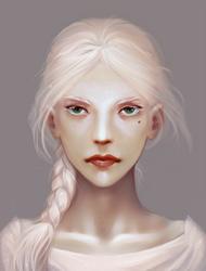 The spirit of linden tree by vandymoore
