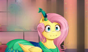 Poker puff face by Chiweee