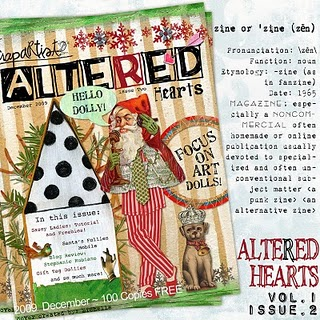 SA Altered Hearts Zine by lilo70