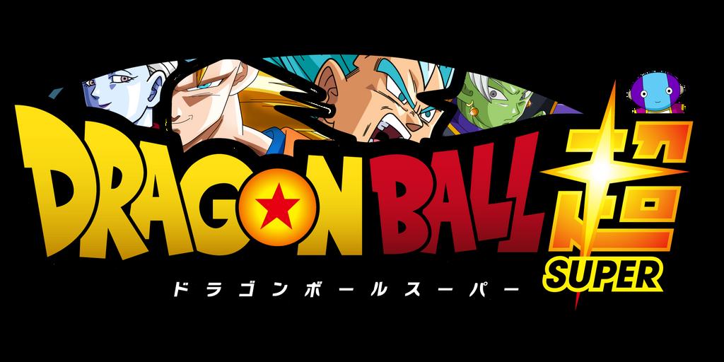 Dragon ball Super logo special by orochidaime