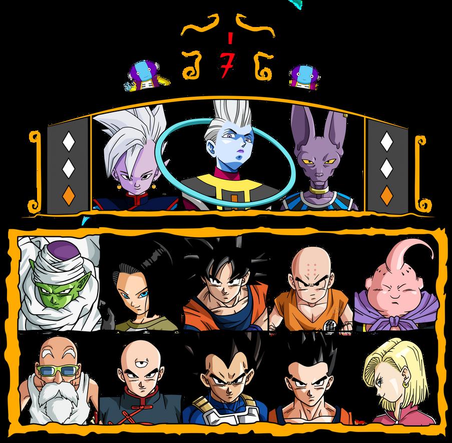 Dragon Ball Manga Tournament Of Power
