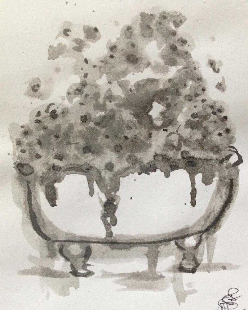 Bubble Bath by jessiccaandsox11