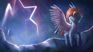 The Great Crystal War + Speedpaint