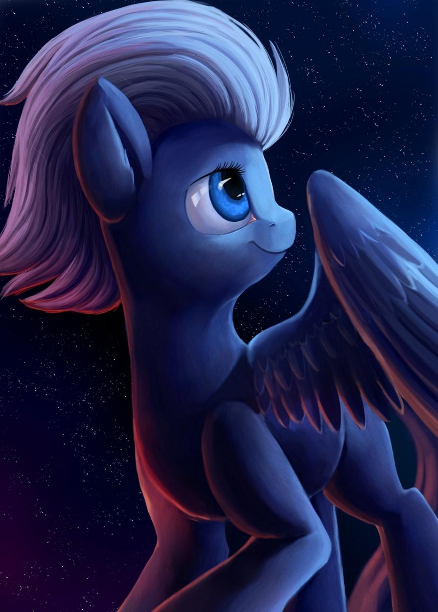 Night Glider by Camyllea