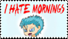 i hate mornings stamp by Neji-x-Hyuuga