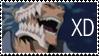 XD Grimmjow stamp by Neji-x-Hyuuga