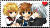 Sora Riku and Roxas stamp by Neji-x-Hyuuga