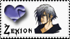 Heart Zexion stamp by Neji-x-Hyuuga