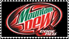 Mountain Dew Code Red stamp by Neji-x-Hyuuga