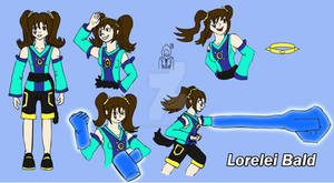 Trinity2 OCT: Lorelei Ref