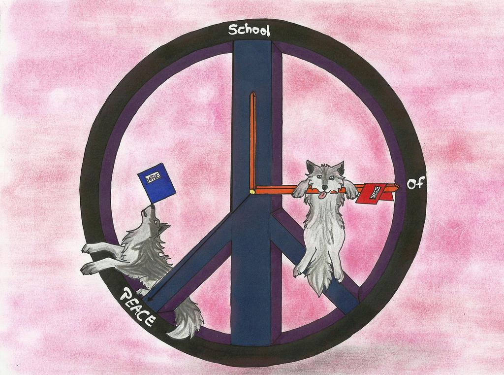 School of peace by LukeWolf6