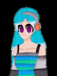 JeremyFan girl cookie run fan AUTTP by Misty-Daisy