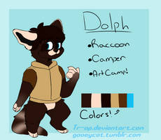 CC AU | Dolph ref by CANNlBALS