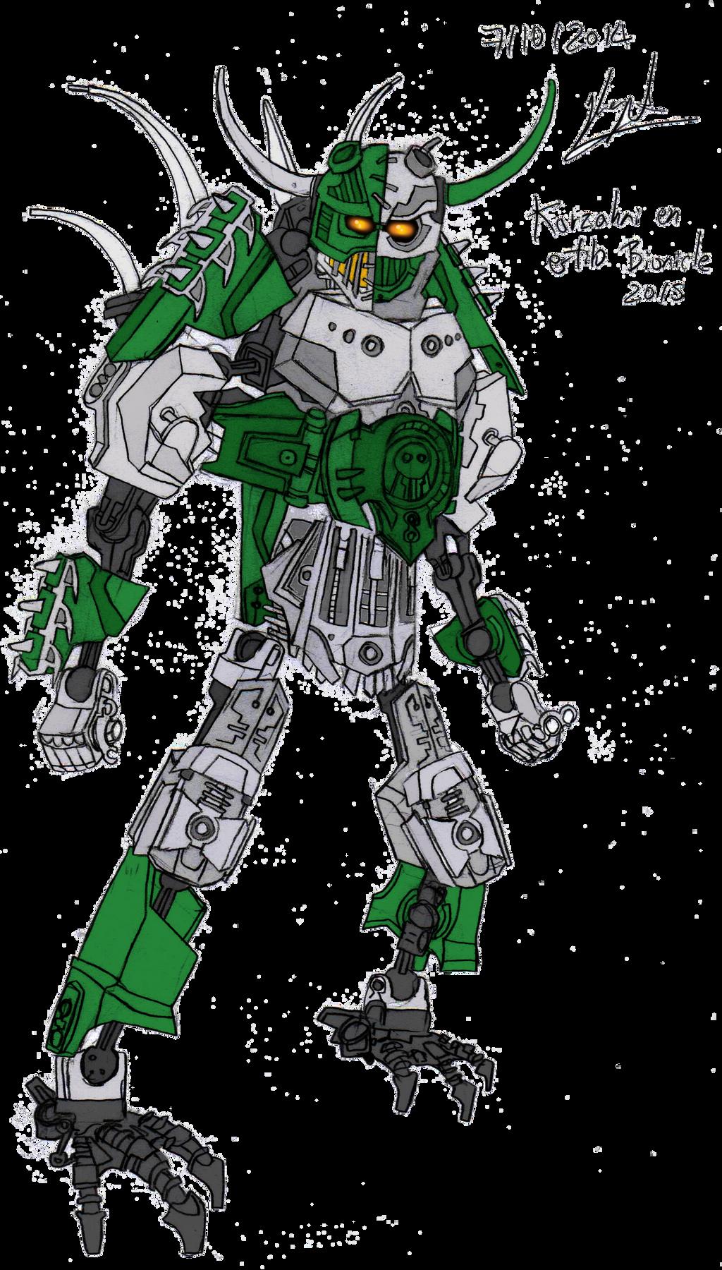 Dibujos de Fanbyl Karzahni_bionicle_2015_by_jhepty-d820hv1
