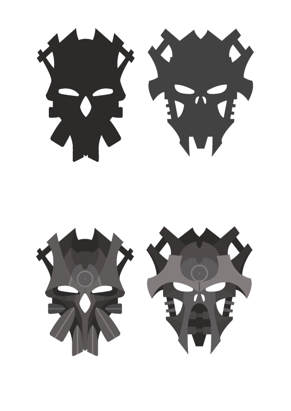 Axato's Mask concept by Jhepty