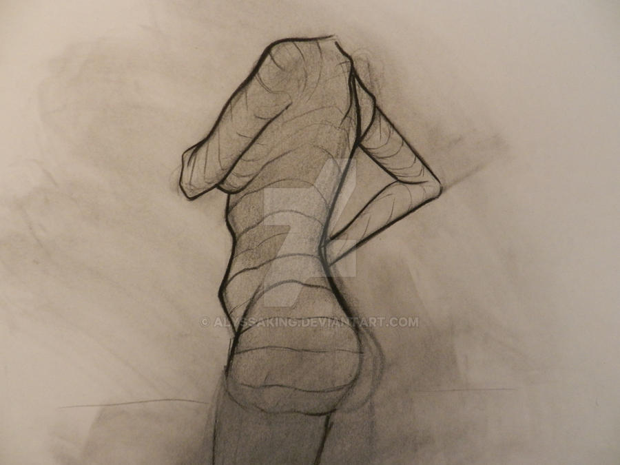 Figure Drawing Class 6 by AlyssaKing