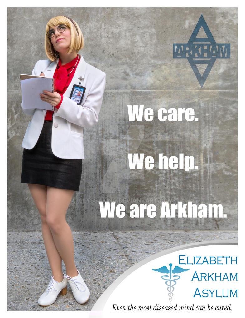 We Are Arkham by AlyssaKing