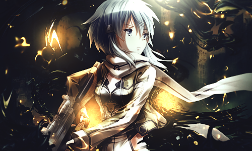 Sinon SAO 2 by Beastbomb on DeviantArt I Am Really Sorry Wallpaper