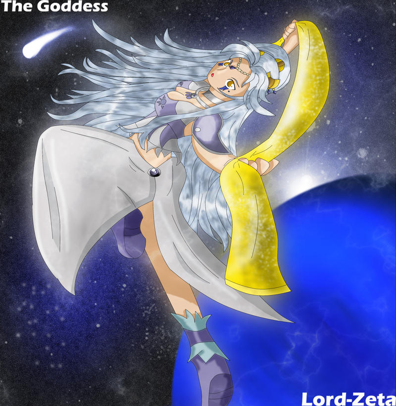 The Goddess by lord-zeta