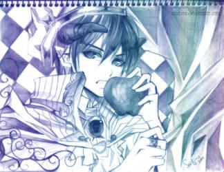 .Raku The King. by seiikiru
