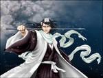 BLEACH - Kuchiki Byakuya by Washu-M