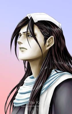 : Kuchiki Byakuya - Portrait :