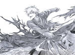 Kurosaki Ichigo - Sketch -