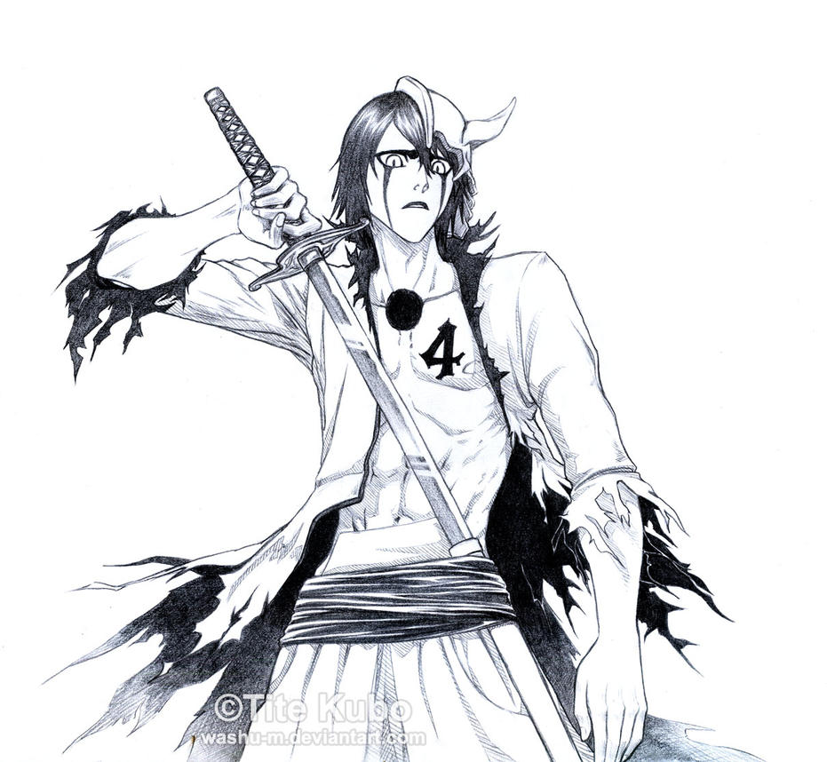 BLEACH - ULQUIORRA - Get Lost by Washu-M