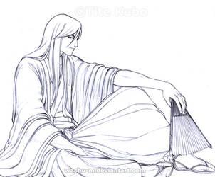 BLEACH - Resting UKITAKE by Washu-M