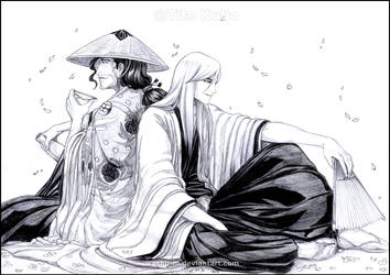BLEACH - Ageless Friendship by Washu-M